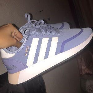 blue Adidas N-5923